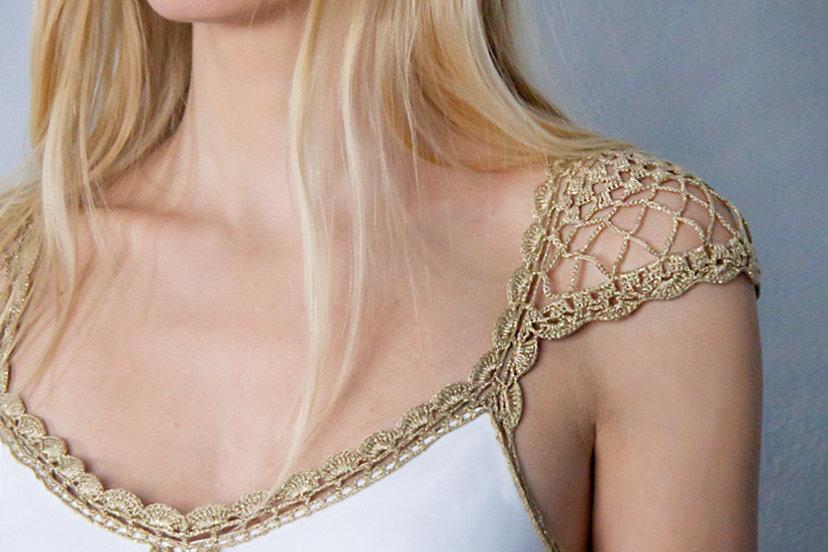 Crochelle Detail lace